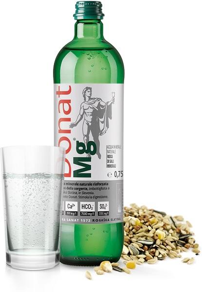 Donat Mg - Izvorska voda iz dubina