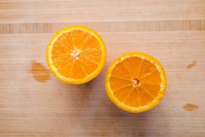 Vitamin C glavni je vitamin po kojem je naranča poznata