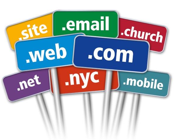 Postupak registracije domene je vrlo jednostavan